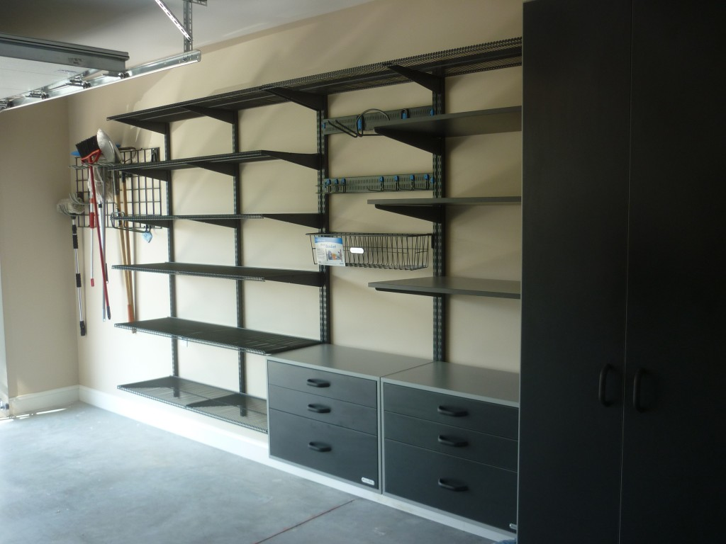 Garage Interior Ideas Custom Garage Storage Solutions Va Installations